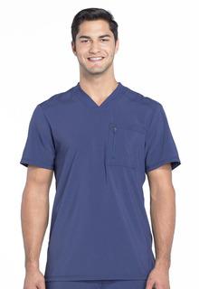 Infinity Men's 1 Pocket V-Neck - CK910A-Cherokee Medical