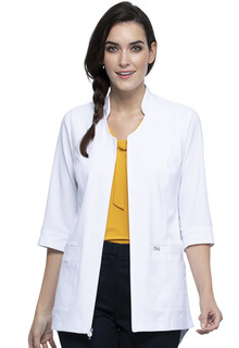 Infinity Zip Front Tunic-Cherokee Medical