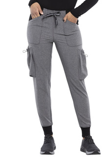 Uptown High Rise Jogger by Katie Duke-Cherokee Uniforms