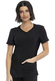 CKK817 V-Neck Top-Cherokee Medical