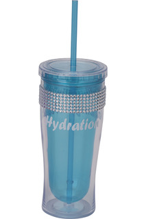 Water Bottle with Bling-Cherokee Medical