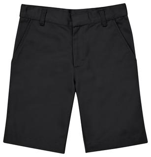 CR203K Flat Front Short-Classroom Uniforms