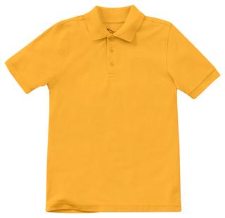 Preschool Short Sleeve Pique Polo-Classroom Uniforms