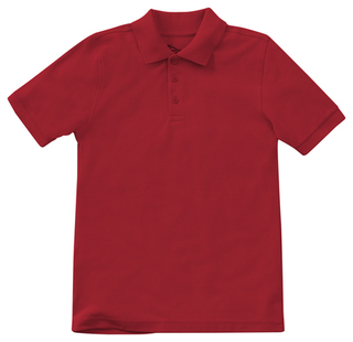 Adult Short Sleeve Pique Polo-Classroom Uniforms