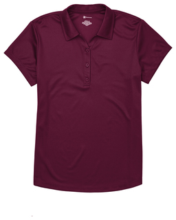 Juniors Moisture Wicking Polo-Classroom Uniforms