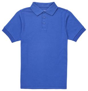 Adult Short Sleeve Interlock Polo-Classroom Uniforms