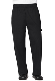 Dickies Chef Wear Unisex Traditional Baggy Chef Pant