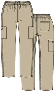 Unisex Elastic Waist Cargo Pocket Pant-Dickies Chef