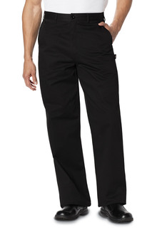 Mens Classic Zip-Fly Dress Pant-Dickies Chef