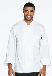 Unsiex Cool Breeze Chef Coat-Dickies Chef