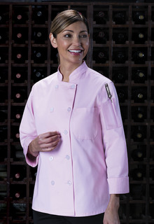 Womens Classic Chef Coat-Dickies Chef