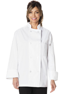 Unisex Classic 8 Button Chef Coat-Dickies Chef