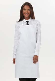 Set Strap, No Pocket Bib Apron-Dickies Chef
