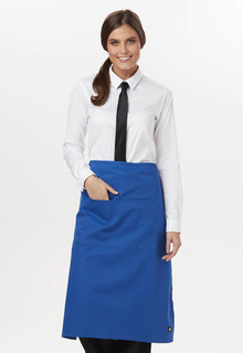Full Bistro Waist Apron with 2 Pockets-