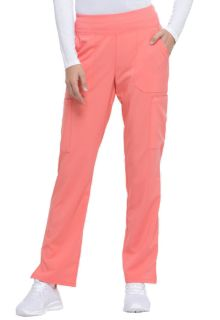 DK005 Natural Rise Tapered Leg Pull-On Pant-