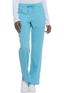 Mid Rise Straight Leg Drawstring Pant-Dickies