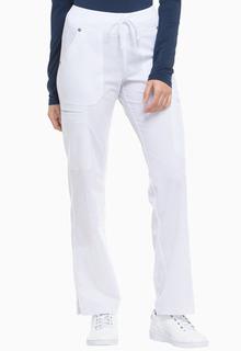 Xtreme Ladies 6 Pocket Rib Knit Waistband Pant - DK020-Dickies