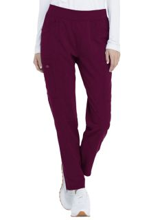 DK030 Mid Rise Tapered Leg Pull-on Pant-