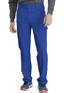 Mens Natural Rise Straight Leg Pant-