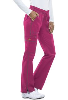 Gen Flex Low Rise Straight Leg Drawstring Womens Pant by Dickies-Dickies Medical