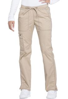 DK100 Low Rise Straight Leg Drawstring Pant-