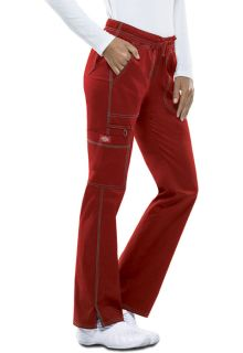 Gen Flex Low Rise Straight Leg Drawstring Womens Pant by Dickies-Dickies
