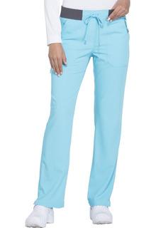 Xtreme Ladies Mid Rise Straight Leg Drawstring Pant - Dickies DK112-Dickies