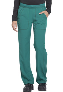 Mid Rise Straight Leg Pull-on Pant-Dickies Medical