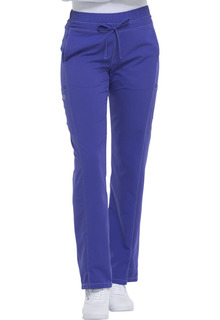 DK130 Mid Rise Straight Leg Drawstring Pant-Dickies Medical