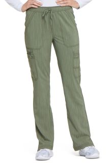 Mid Rise Boot Cut Drawstring Pant-Dickies