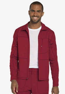 Dynamix Men's Zip Front Warm-up Jacket - DK310-Dickies