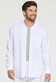 Essentials Men's Zip Front Warm-Up Jacket - DK320-Dickies