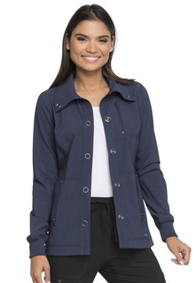 Advance Solid Twist Snap Front Jacket - DK345-Dickies