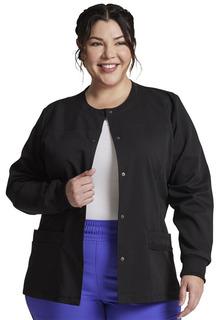 Snap Front Jacket-Dickies Medical