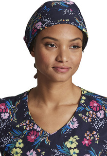 DK513 Unisex Print Scrub Hat-Dickies
