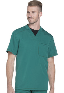 DK610 Mens Tuckable V-Neck Top-