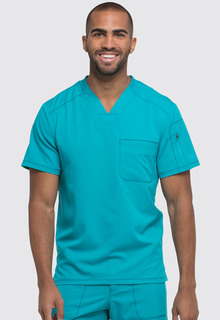 DK610 Mens Tuckable V-Neck Top-Dickies