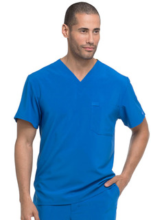 DK635 Mens V-Neck Top-Dickies Medical