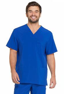 Mens V-Neck Top-Dickies Medical