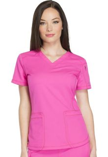 DK730 V-Neck Top-Dickies Medical