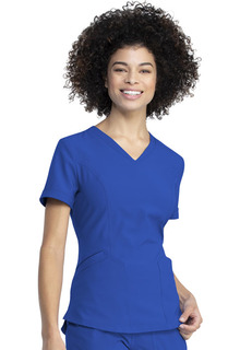 V-Neck Top-Dickies Medical