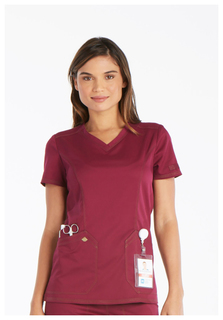 Dickies Medical Essence DK803 V-Neck Top-Dickies
