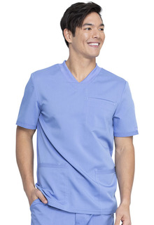 Balance - Men's 3 Pocket V-Neck Top by Dickies-Dickies