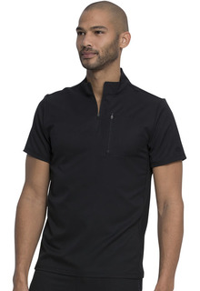 Mens Tuckable Popover Top-Dickies Medical