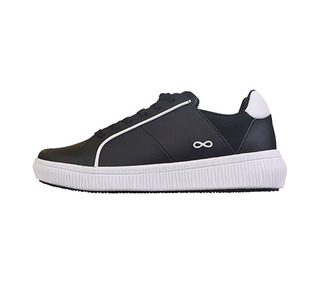 Premium Drift Leather Sneaker-Infinity Footwear