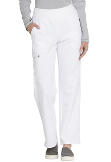 EL130 Mid Rise Straight Leg Pull-on Pant-