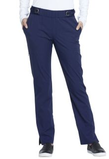 EL145 Mid Rise Tapered Leg Pull-on Pant-Elle