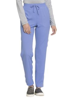 DEAL - ELLE Mid Rise Tapered Leg Drawstring Pant-Elle