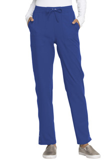 WSL DEAL - ELLE Mid Rise Tapered Leg Drawstring Pant-