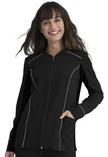 Zip Front Jacket-Elle